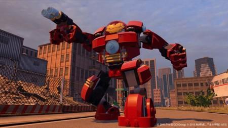 Lego Marvel Avenger 02