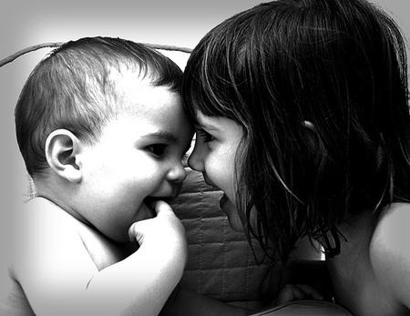 La foto de tu bebé: qué divertidos Julia y Mateo