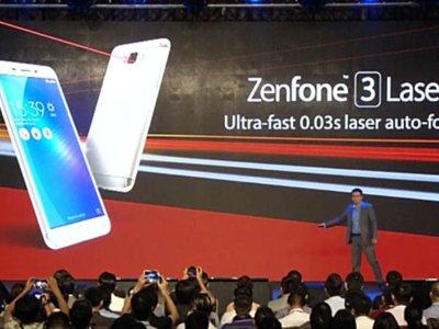 Asus Zenfone Max y Laser, dos móviles de gama media-alta ya anunciados