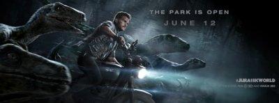 'Jurassic World', la película