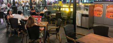 Bares vs. vecinos: la ampliación de las terrazas reabre la guerra entre hosteleros y peatones por el espacio público