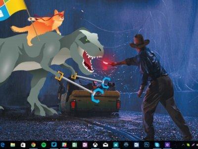 ¿Estás entusiasmado con Windows 10? Muéstralo con estos twibbons y fondos de pantalla