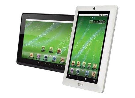 Creative ZiiO 7 y ZiiO 10, dos nuevos tablets enfocados a la reproducción de vídeo HD