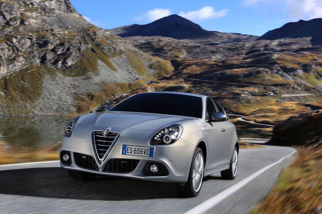 Foto de Alfa Romeo Giulietta 2014 (1/38)