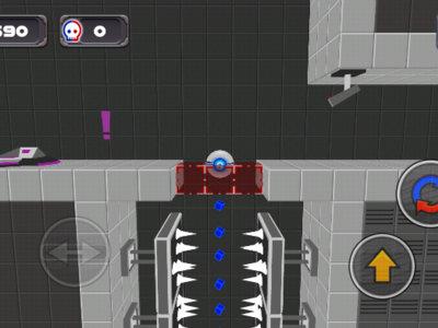Spunky Ball, avanza combinando dos colores en un juego no apto para daltónicos