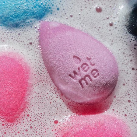 como limpiar esponja de maquillaje