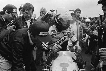 Kenny Roberts Assen 1980