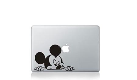 Pegatina De Mickey Mouse
