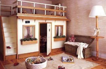 Habitaciones tem ticas para los ni os - Habitaciones tematicas para ninos ...