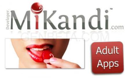 MiKandi, la tienda de aplicaciones para adultos de Android