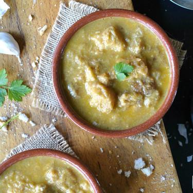 Receta de sopa de ajo: el plato más humilde de las tierras de Castilla