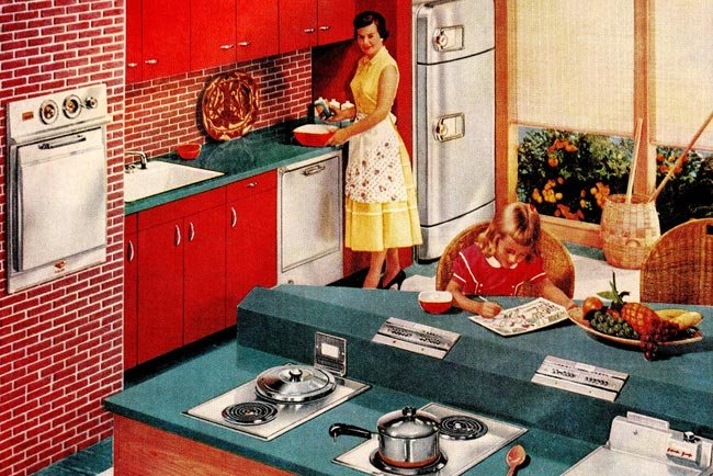 C mo ordenar la cocina cinco pr cticos consejos for Muebles de cocina fiona