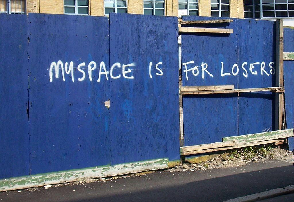 Si subiste tu música a MySpace entre 2003 y 2015 y no tenías copia de seguridad, puedes despedirte de ella