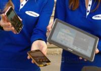 Una nueva Samsung Galaxy Tab y dos teléfonos desconocidos aparecen en escena