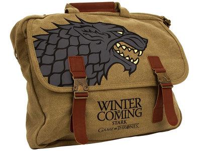 Se acerca el invierno con esta bandolera de la Casa Stark, por 23,88 euros en Amazon