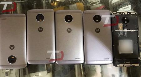 Moto E4 Plus Filtracion