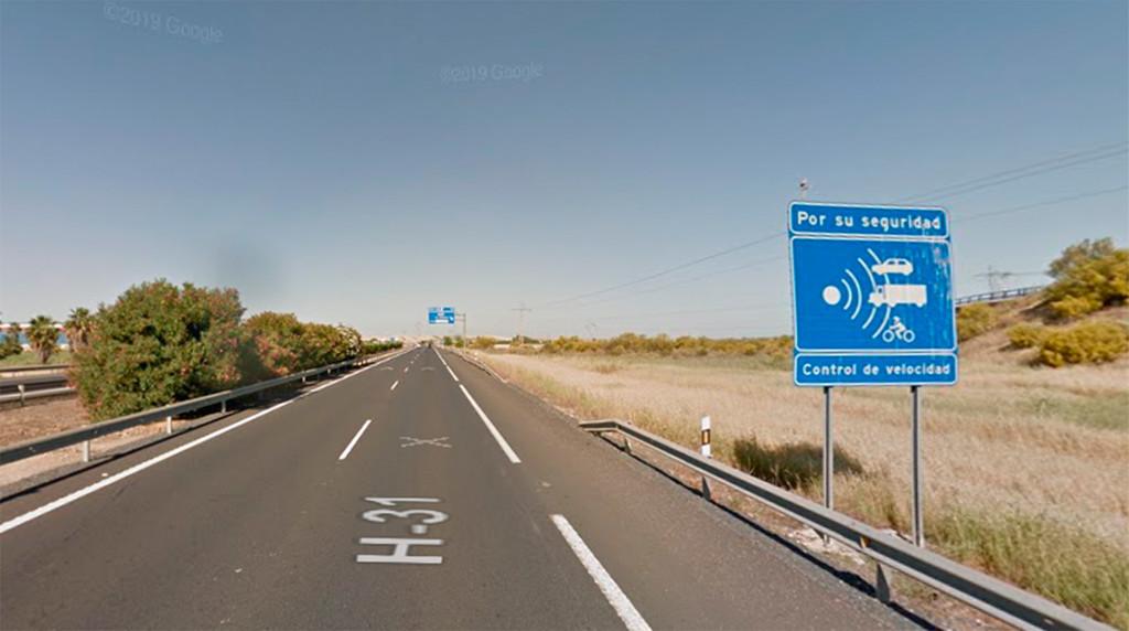 Huelva tiene el radar de la DGT que más multa en toda España: lleva 215 fotos diarias en lo que va de año