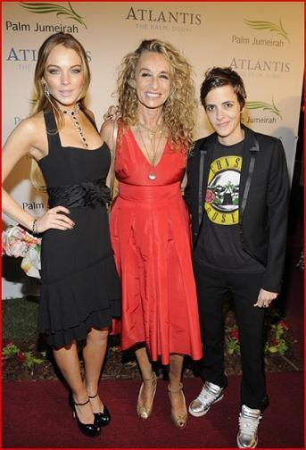 Lindsay Lohan, Mary-Kate Olsen, Mischa Barton, y demás celebrities, se mudan a Dubai