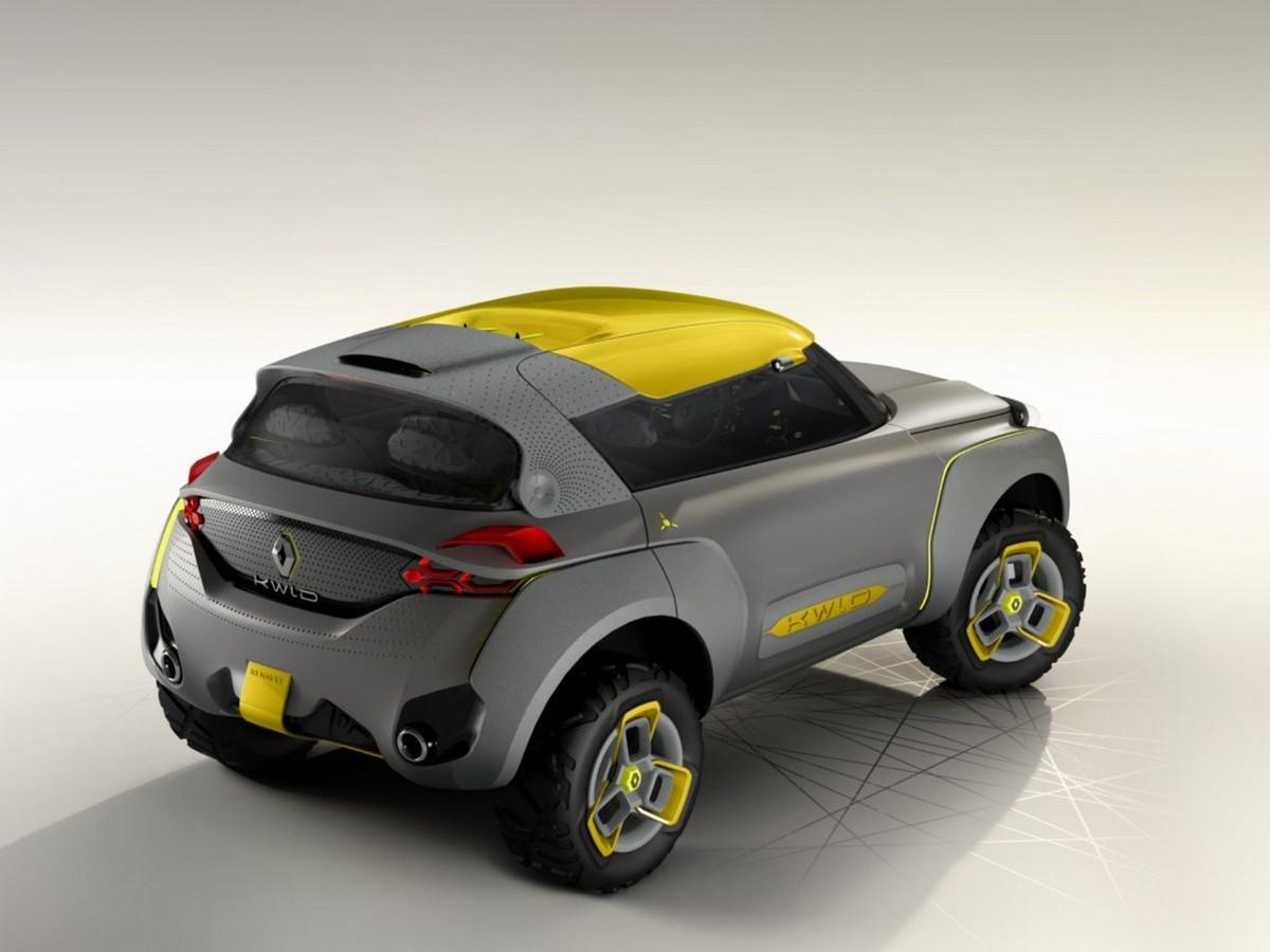 Foto de Renault KWID buggy car concept (5/9)