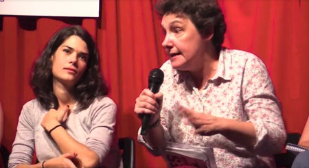 Isabel Serra Y Beatriz Gimeno Instituto 25m