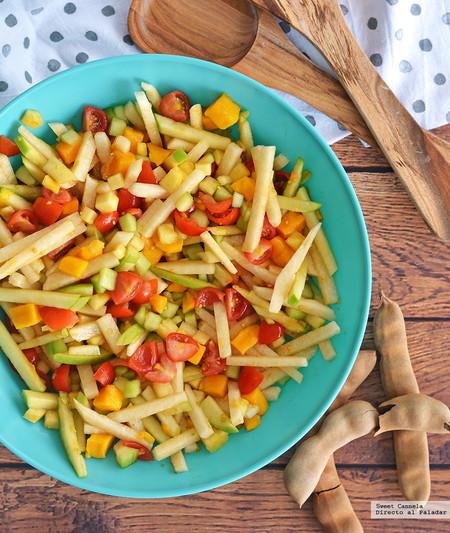 11 recetas de ensaladas frescas para disfrutar en primavera y verano