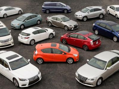 Toyota ya ha vendido 8 millones de híbridos en todo el mundo desde el primer Prius de 1997