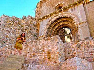 El Teatro romano de Cartagena, Murcia