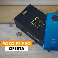 Llévate el potente Poco F2 Pro de Xiaomi, con veloz conectividad 5G, con un descuentazo de 85 euros utilizando este cupón