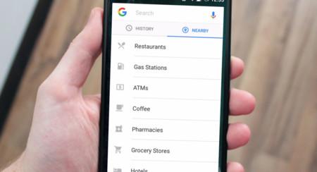 Google estaría probando una barra de búsqueda con pestañas