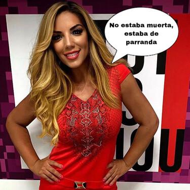 """La cantante más """"dura de pelar"""", Rebeca Pous, cierra el casting de 'La Casa Fuerte 2'"""