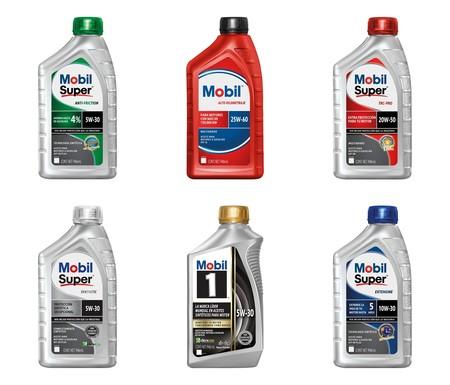 Mobil lanza una nueva línea de lubricantes en México