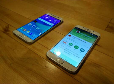 Samsung Galaxy S6yedge Filtrados