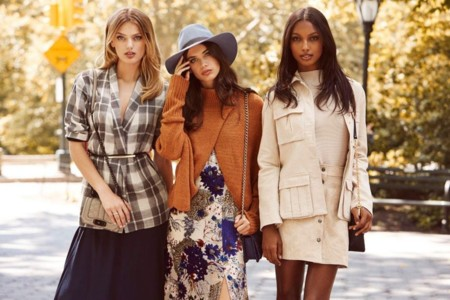 Revolve Clothing Fall 2015 Essentials Lookbook06