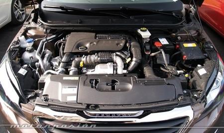 Motor diésel moderno de PSA Peugeot Citroën