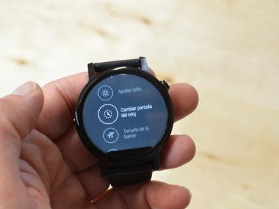Doze también llega a Android Wear con la versión 1.4, más autonomía para tu smartwatch