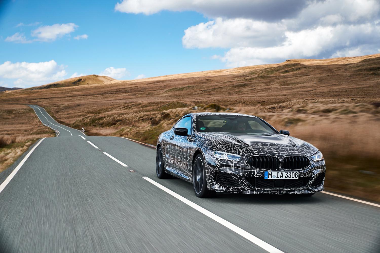 Foto de BMW M850i xDrive (1/41)