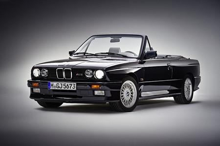 BMW M3 Cabrio E30
