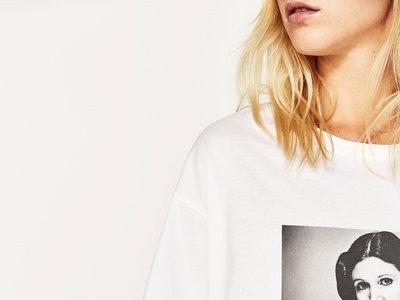 13 camisetas de Star Wars y algunas joyas de moda que nos encantan (y celebrar así su día)