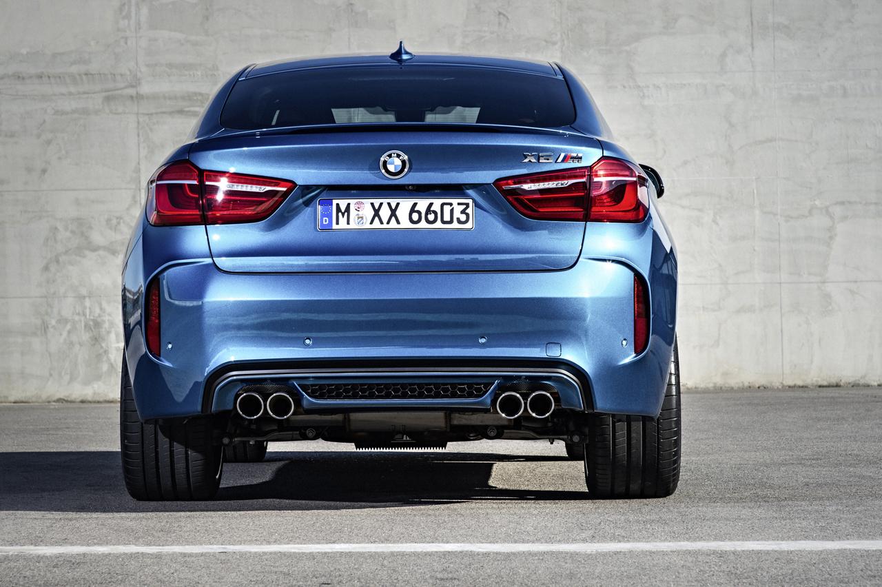 Foto de BMW X5 M y X6 M (2015) (19/22)
