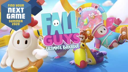 Una vez superadas las primeras risas, Fall Guys saca a relucir sus carencias iniciales