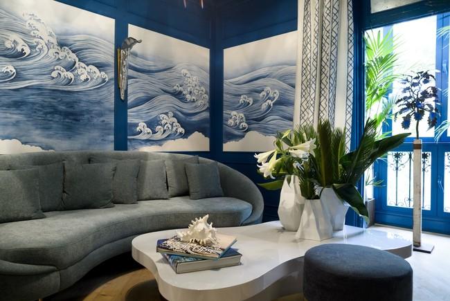 En 10 espacios y con 8 decoradores, descubrimos todas las piezas de Vista Alegre en Casa Decor