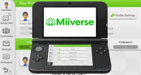 Miiverse se prepara para llegar al 3DS con una actualización