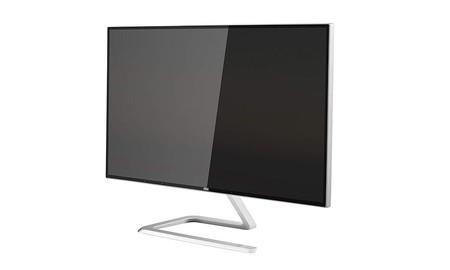 A precio mínimo, ahora, en Amazon, el estilizado monitor AOC Q2781PQ de 27 pulgadas, sólo cuesta 265 euros