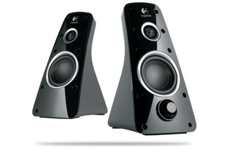 Altavoces de Logitech con 360 grados de sonido