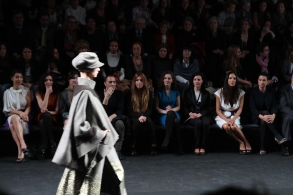 Foto de Jesús del Pozo en la Cibeles Fashion Week Otoño-Invierno 2011/2012 (61/71)