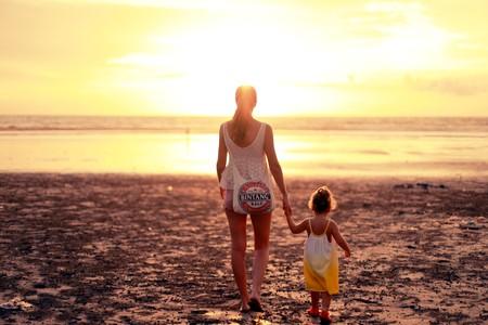 Mi único propósito como madre para el próximo año: ser feliz y disfrutar mi maternidad