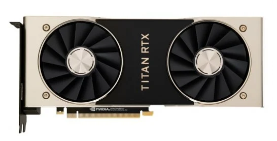 NVIDIA TITAN RTX 24 GB GDDR6