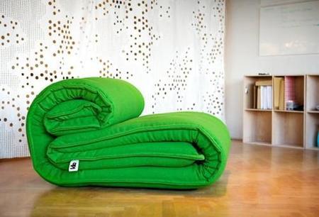 Roulade, curioso asiento de Kilo Design