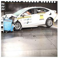 Chery Tiggo 3 reprueba y Chevrolet New Onix obtiene 5 estrellas en las pruebas de Latin NCAP