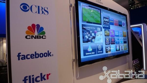 Foto de CES 2010, aplicaciones en la televisión (6/8)